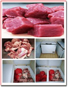 Harga Daging Domba