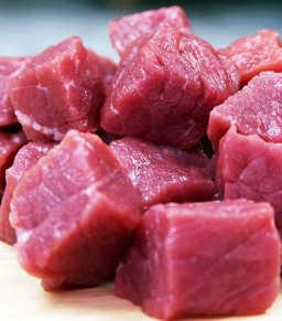 Daging kambing halal di Dubai