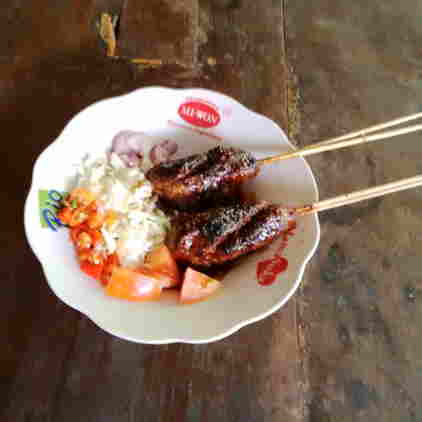 Menu daging kambing