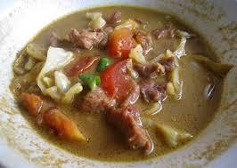 Masakan tongseng bercitarasa kota budaya