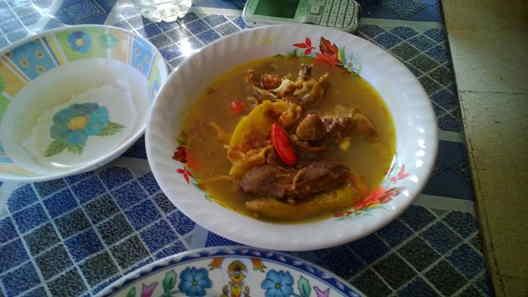 Resep masak kambing